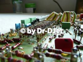 Tuning resistors on ECU