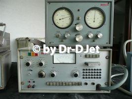 Bosch KD-JE 7400 Tester
