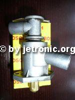 Auxiliary air valve